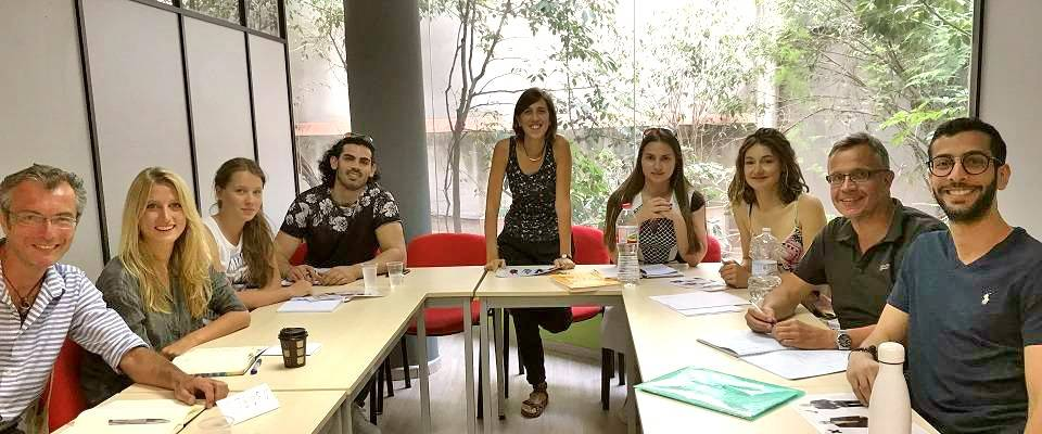 Spanish Language Course With Our Native Teacher Mar