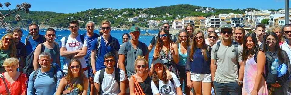 Our Spanish learning trips to Costa Brava