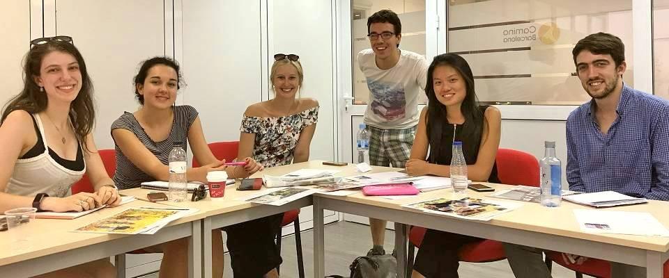 Spanish school Barcelona, Spain. Learn Spanish on a Spanish course ...