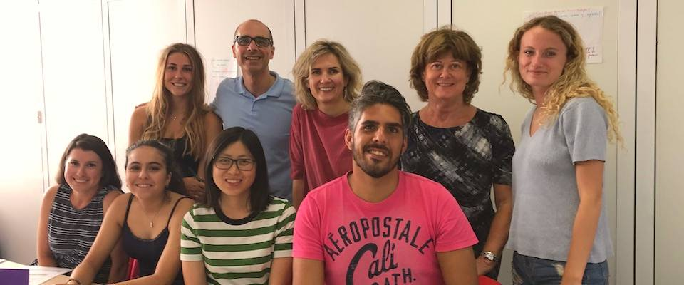 Spanish Intensive course at Camino